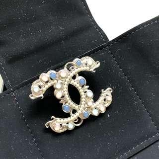 全新 Chanel Brooch 扣針 胸針 心口針 襟針
