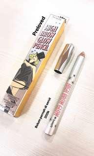 Benefit high brow glow pencil