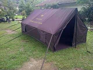 tenda pramuka 3x4m