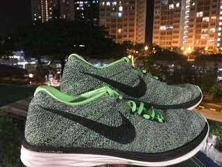 Nike Flyknit (Green)