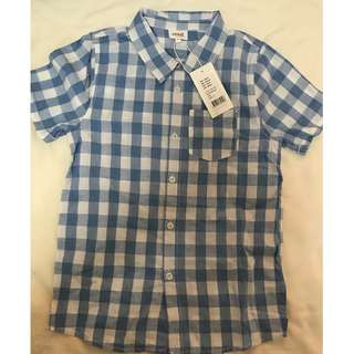 Boy Top BN, Seed age 8, 9 & 10 (retail $39.90/24.95/29.95)