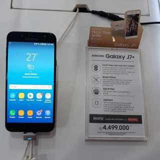 Kredit Tanpa Kartu Kredit Samsung J7+