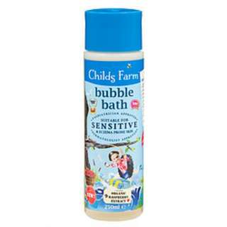 CHILDS FARM BUBBLE BATH, Organic Raspberry 250ml