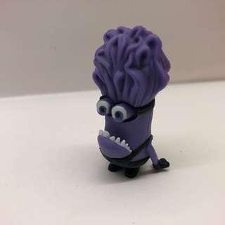 紫色小小兵