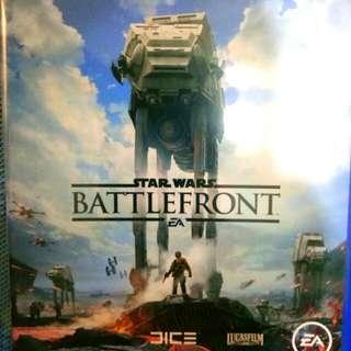 Kaset BD PS 4 Battlefrout