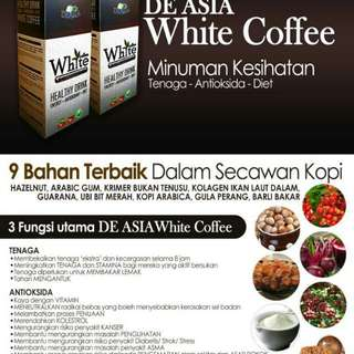 DE ASIA WHITE COFFEE