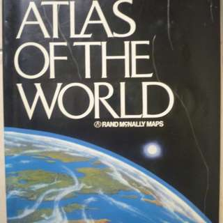 Atlas of the World (1990s World Map)