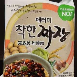 🚚 韓國艾多美炸醬麵