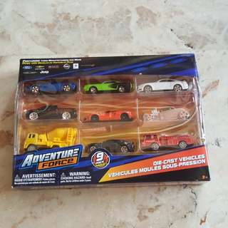 Adventure Force Cars