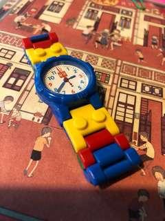 Lego watch 錶 可用 電子錶 玩具 積木