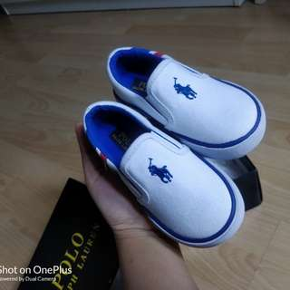 Ralphlauren kids shoes