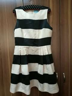 CeCe Stripes Dress