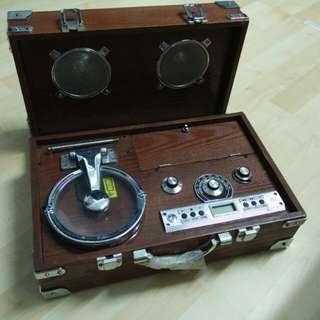 懷舊CD 播放機