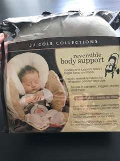 JJ Cole Reversible Body Support for Infant