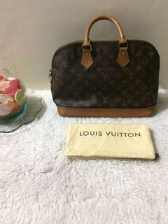 Authentic Louis Vuitton Alma (Restored)