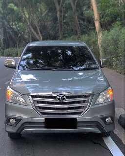 Toyota Innova 2016 ,