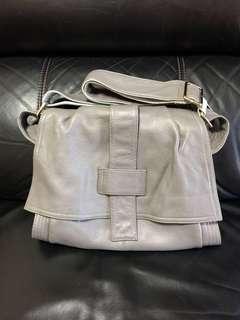 East Tide Full Leather Crossbody / Sling Bag