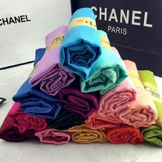 🚚 棉麻圍巾