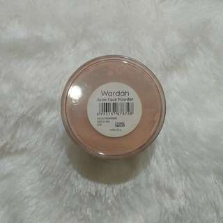 #BONUSMARET loose powder wardah