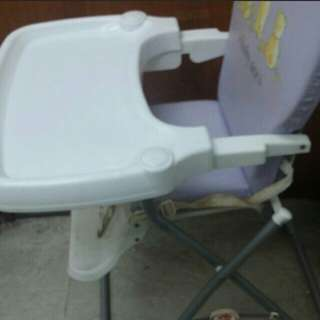 Baby Chair foldable good condition
