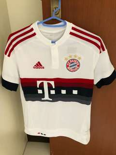 Bayern Munich Away jersey
