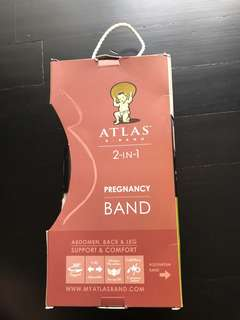 Atlas 2-in-1 Pregnancy and Post Postpartum Band