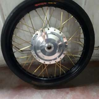 Rim set all mio 125