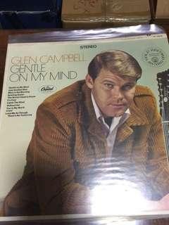 Vintage Vinyl Lp Glen Campbell