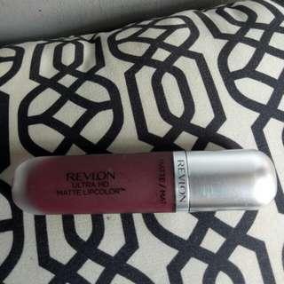 Revlon matte lipcolor