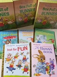 (5 books set) Little golden books - Picture books box set
