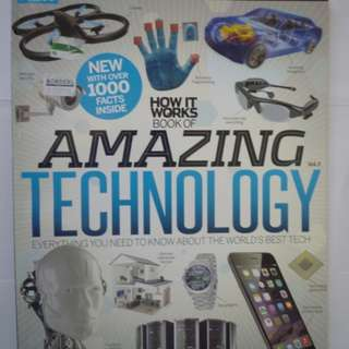 Amazing Technology (BOOK)