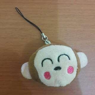 Preloved Gantungan Hiasan Tas Monyet