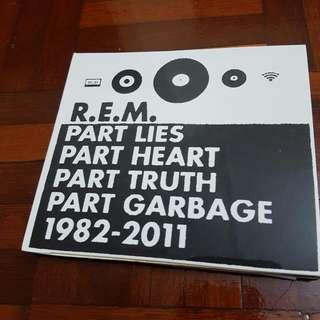 R.E.M - Part Lies Part Heart Part Truth Part Garbage 1982-2011