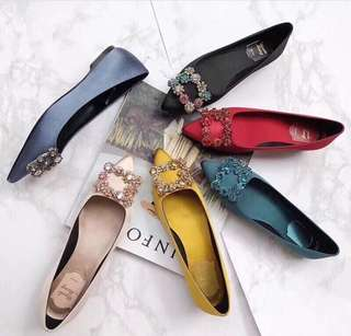 Manolo Blahnk shoes