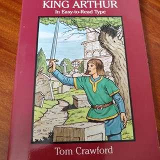 The storu of KING ARTHUR