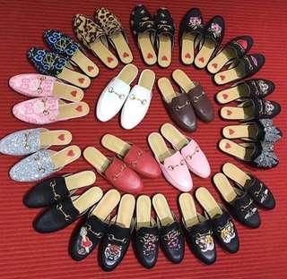 Gucci Mule shoes