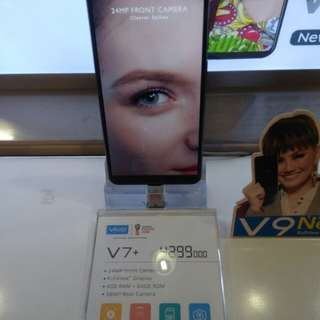 Terima cicilan tanpa kartu kredit VIVO V7+
