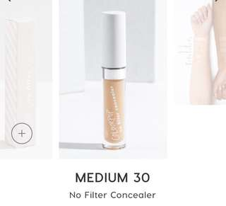 (SOLD❗️) Colourpop No Filter Concealer Medium 30