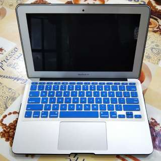 Macbook Air Early 2015 Model (Perfect condition,  hardly used)