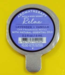 BBW scentportables refill