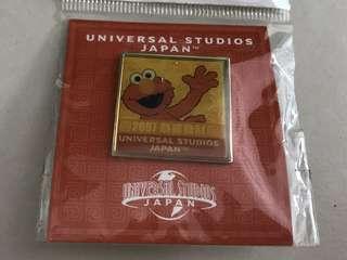 Universal studio Japan elmo pin