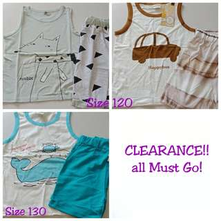 Sales Sets ALL MUST GO!