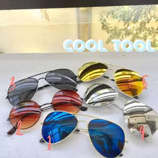COOL SHADES/AVIATORS FOR LESS! (EVERYTHING AVAILABLE)