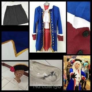 #Cosplay2018 Nyo! Prussia costume