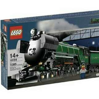 LEGO 10194 Emerald Night
