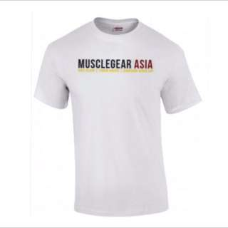 MuscleGear Asia T-Shirt