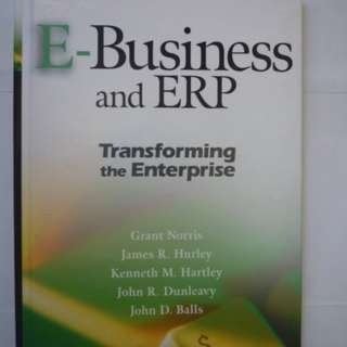 E-Business and ERP (BOOK)