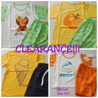 BabySoft Material Set CLEARANCE!
