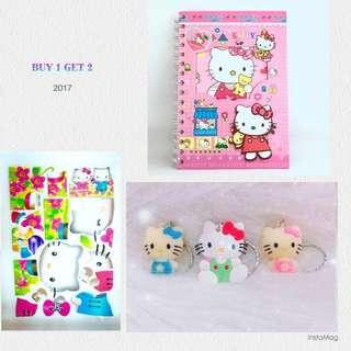 🎆【FREEGIFT】+HelloKitty Note Book