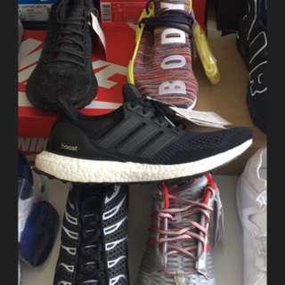 Adidas Ultraboost 1.0 Core Black